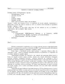 Cursuri Operatori și Comunicare în Managementul Mediului - Pagina 1