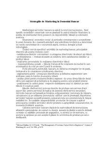 Mixul de Marketing Bancar - Pagina 3