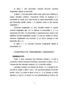 Transmisia Longitudinala - Cardanica - Pagina 5