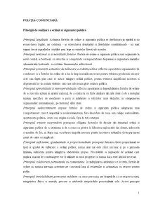 Poliția Comunitară - Pagina 1