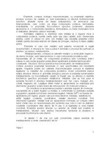 Importanta Fierului in Sisteme Biologice - Pagina 2