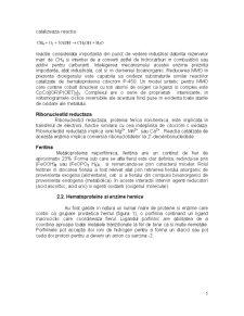 Importanta Fierului in Sisteme Biologice - Pagina 5