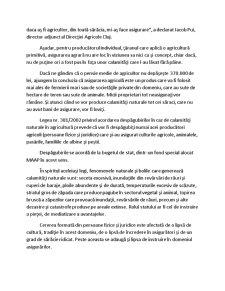 Asigurari Agricole - Pagina 3