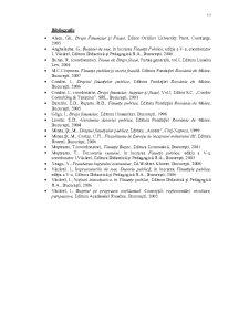 Drept Financiar și Bancar - Pagina 1