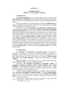 Drept Financiar și Bancar - Pagina 2