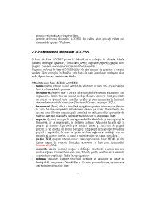 Microsoft Access - Capitolul 2 Baze de Date - Pagina 4