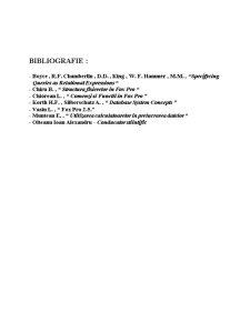 Program de Contabilitate Primara intr-un Laborator de Cofetarie - Pagina 1
