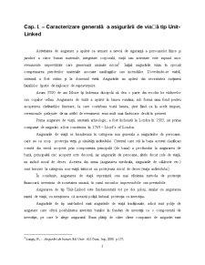 Asigurări de Viață de Tip unit-linked - Pagina 2