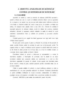 Aparate de Măsură și Control - Pagina 1