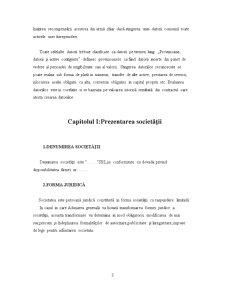 Creanțele și Datoriile Entitații - Pagina 3