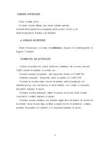Creanțele și Datoriile Entitații - Pagina 4