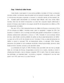 Transportul Feroviar de Petrol si Marfuri Derivate - Pagina 2
