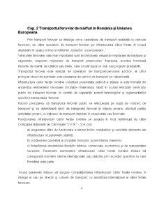 Transportul Feroviar de Petrol si Marfuri Derivate - Pagina 4