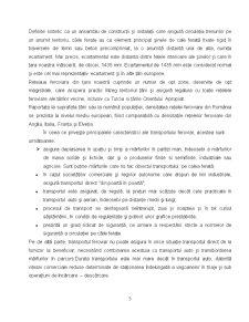 Transportul Feroviar de Petrol si Marfuri Derivate - Pagina 5