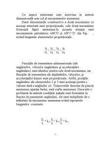 Mecanisme cu Bare Articulate - Pagina 5