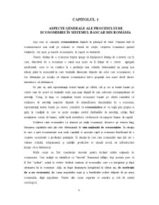 Tendinte in Procesul de Economisire din Romania - Pagina 4