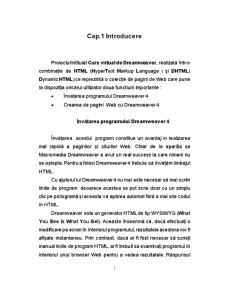 Virtual Dreamweaver - Pagina 1