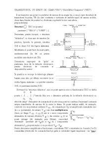 Tranzistorul cu Efect de Camp (TEC)- Field Effect Transistor - FET - Pagina 1