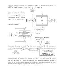 Tranzistorul cu Efect de Camp (TEC)- Field Effect Transistor - FET - Pagina 2