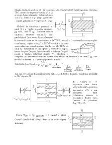 Tranzistorul cu Efect de Camp (TEC)- Field Effect Transistor - FET - Pagina 3