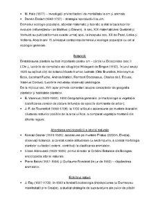 Istoria Ecologiei - Pagina 4