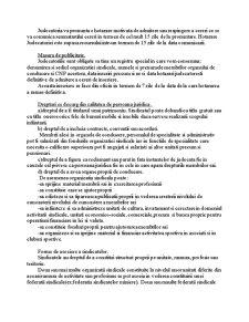 Dreptul Muncii - Sindicatele - Pagina 4