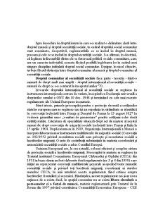 Generalități Privind Dreptul Social al Muncii și Securității Sociale - Pagina 2