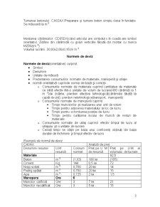 Stabilirea Preturilor pentru Proiectele de Construcții - Pagina 5