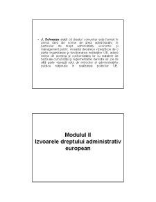 Structuri, Mecanisme si Institutii Administrative ale Uniunii Europene - Pagina 5