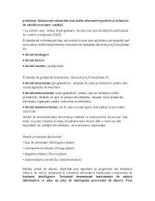 Tehnologii Informatice în Mediul Decizional - Pagina 3
