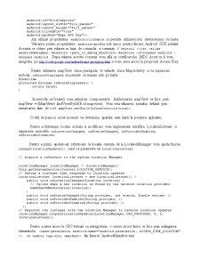 Aplicatie Android - Statii Transport - Pagina 2