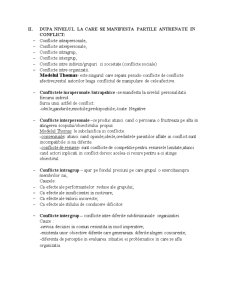 Gestionarea Conflictelor in Organizatii - Pagina 2