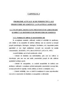 Cercetari Privind Influenta unor Verigi Tehnologice asupra Producerii de Samanta la Soiul de Grau de Toamna - Pagina 5