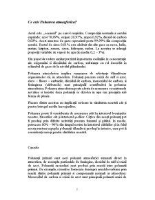 Impactul Zilnic al Aerului Poluat Asupra Noastră - Pagina 2