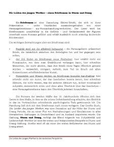 Die Leiden des Jungen Werthers în der Modernen Perspektive - Pagina 4