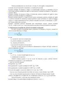 Elemente de Calcul și Dimensionare a Instalațiilor Electrice - Pagina 3