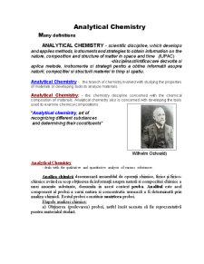 Analytical Chemistry - Pagina 3