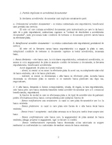Definirea Acreditivului Documentar - Pagina 2