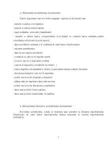 Definirea Acreditivului Documentar - Pagina 3