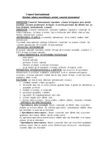Comert International cu Servicii - Pagina 1
