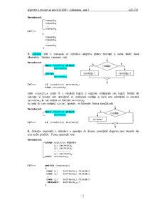 Algoritmi și Structuri de Date - Pagina 5