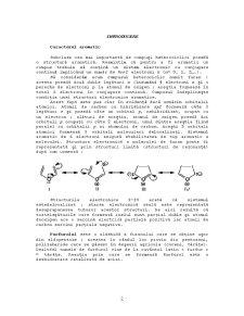 Heterocicli Aromatici cu un Inel cu 5 Atomi - Proprietăți Chimice - Pagina 2