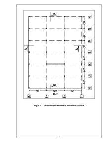 Intocmirea Proiectului Structurii de Rezistenta pentru o Cladire Industriala cu Doua Niveluri, Parter si Etaj - Pagina 3