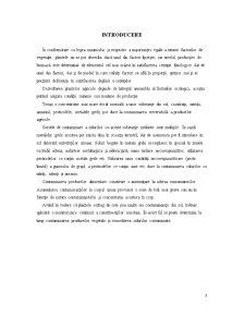 Contaminantii din Produsele Vegetale si Conditionarea Acestora - Pagina 3