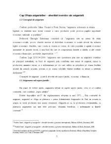 Piața Asigurărilor în România - Prezent și Perspective - Pagina 2