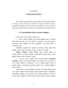 Taxa pe Valoare Adaugata (TVA) - Pagina 4