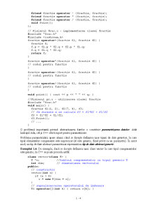 Programare Orientata pe Obiecte - Pagina 4
