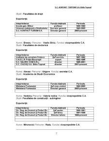 Studiu de Fezabilitate - SC Kontakt Turism SA Baile Tusnad - Pagina 2