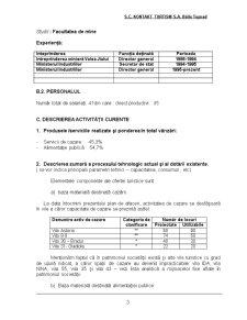 Studiu de Fezabilitate - SC Kontakt Turism SA Baile Tusnad - Pagina 3