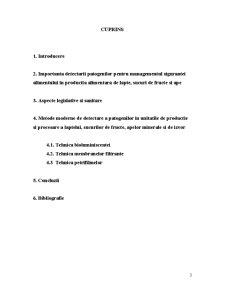 Detectarea Patogenilor în Alimentele Lichide - Pagina 3